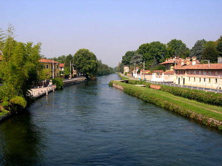 Pista Ciclabile del Naviglio Grande: Milano-Ticino
