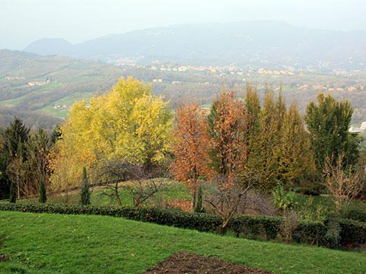 Parco della Valle del Curone - Gite in Lombardia