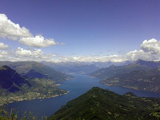 Piano Rancio - Monte San Primo - Gite in Lombardia