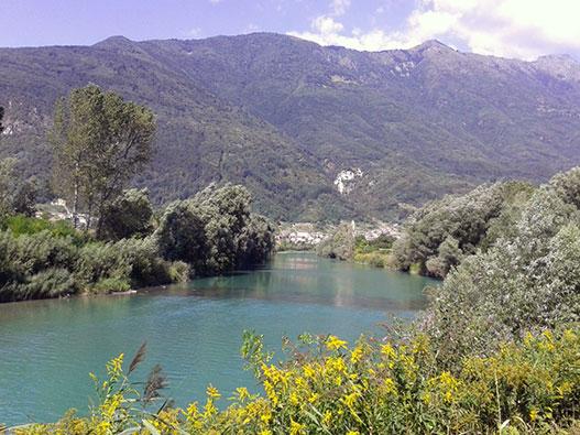 Sentiero Valtellina: Sondrio-Colico