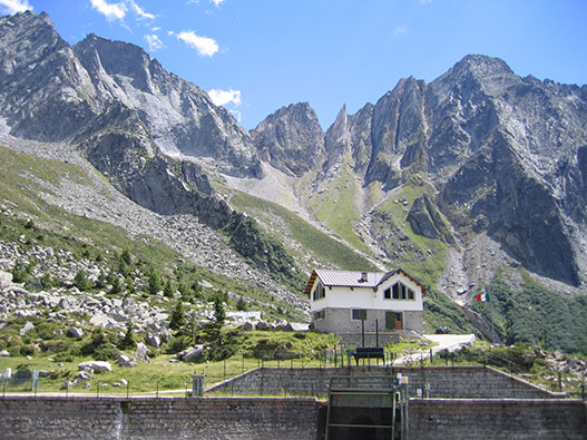 Escursione al Rifugio Lissone - Gite in Lombardia
