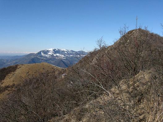Escursione al Canto Alto - Gite in Lombardia