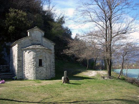Itinerario Dascio - San Fedelino