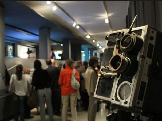 Museo Del Cinema.Museo Interattivo Del Cinema Milano