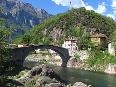 Pista Ciclabile della Val Camonica - Gite in Lombardia