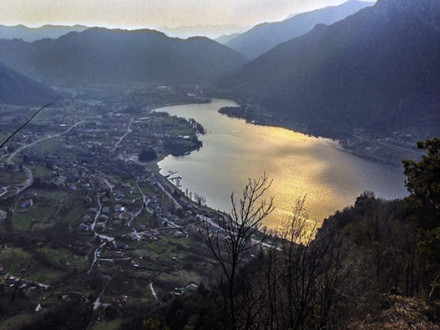 Escursione alla Cima Crench - Gite in Lombardia