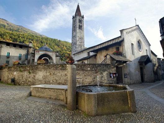 Sentiero Valtellina da Grosio a Tirano - Gite in Lombardia