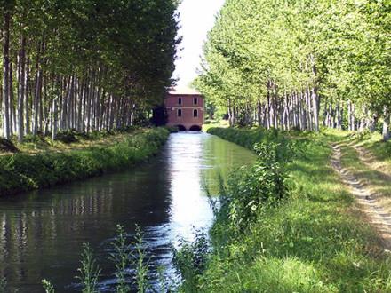 Ciclabile del Naviglio Civico di Cremona - Gite in Lombardia