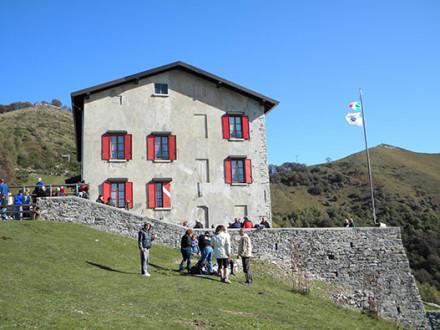 Escursione al Rifugio Murelli - Gite in Lombardia