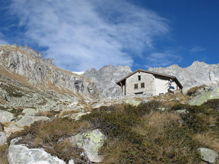 Escursione al Rifugio Prudenzini - Gite in Lombardia
