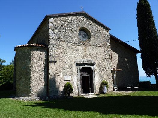 Passeggiata da Salò a San Bartolomeo - Gite in Lombardia