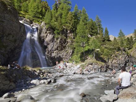 Passeggiata alla Cascata di Val Nera - Escursioni a Sondrio e provincia