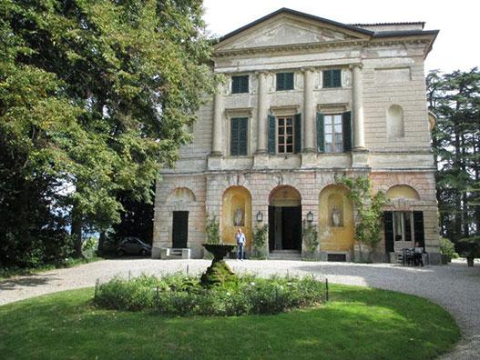 Parco di Villa Carcano - Parchi e giardini di Como