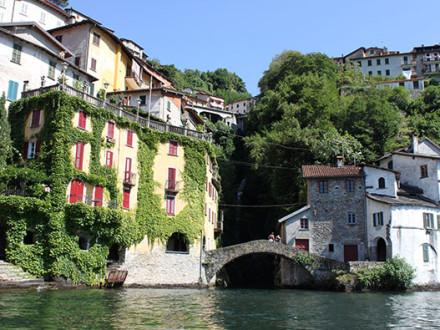 Strada Regia da Nesso a Bellagio - trekking Como