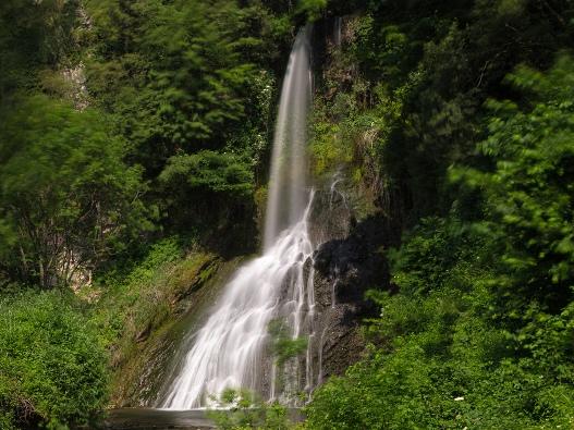 Cascata della Vallategna - Gite in Lombardia