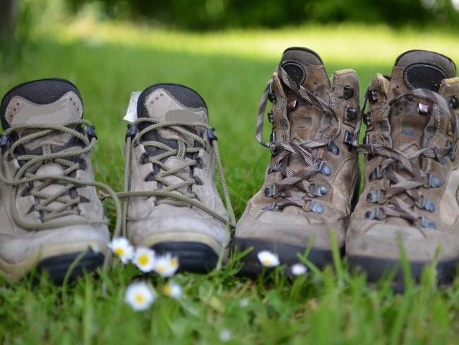 5 elementi fondamentali per la scelta delle scarpe da trekking