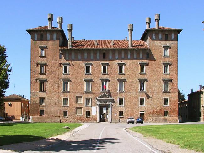 Palazzo ducale di Revere - Mantova